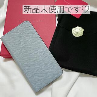 iPhone - 新品未使用♡ボナベンチュラ iPhone11 ノブレッサダイアリーケース
