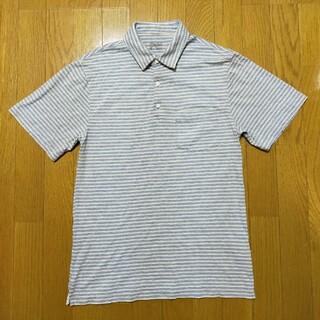 パタゴニア(patagonia)のパタゴニアのオーガニックコットンポロシャツ(Tシャツ/カットソー(半袖/袖なし))