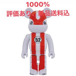 MEDICOM TOY - 【新品未開封、送料込】MEDICOM TOY LBWK ベアブリック 1000%