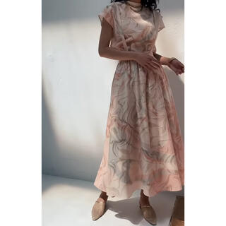 Ameri VINTAGE - Ameri MEDI MANON SET UP DRESS