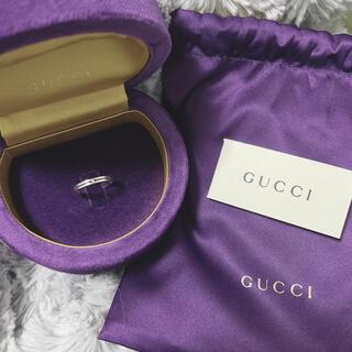 Gucci - GUCCI インフィニティリング 8号