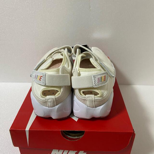 NIKE(ナイキ)の【新品】NIKE AIR RIFT ナイキ エアリフト サミットホワイト25cm レディースの靴/シューズ(スニーカー)の商品写真