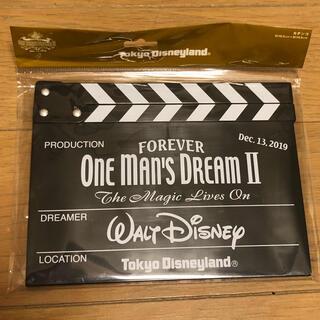 Disney - ワンマンズドリームⅡ カチンコ