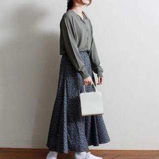 fig London - 【美品】wild rose マーメイドスカート スカート/フィグロンドン