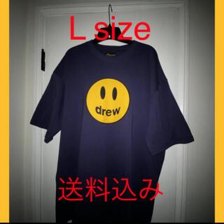 シュプリーム(Supreme)のDrew House Mascot Tシャツ Navy L(Tシャツ/カットソー(半袖/袖なし))