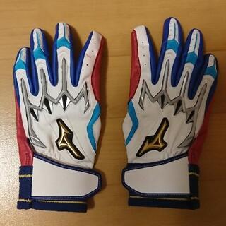 MIZUNO - ミズノプロパワーアークバッティング手袋糸原モデル