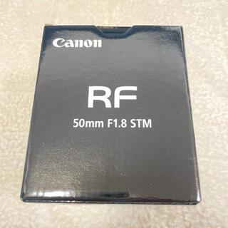 Canon - Canon RF50mm F1.8 STM キヤノン 単焦点レンズ RFマウント
