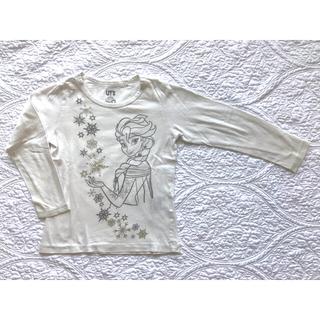 ユニクロ(UNIQLO)のユニクロ ロンTシャツ 110 cm(Tシャツ/カットソー)