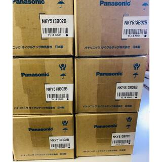 パナソニック(Panasonic)のパナソニック 電動自転車用 リチウムイオンバッテリー NKY513B02B(パーツ)