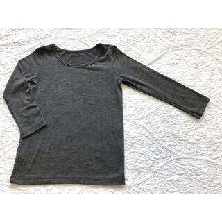 ユニクロ(UNIQLO)のユニクロ ヒートテック 110-116 cm(Tシャツ/カットソー)