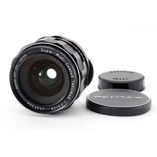 ペンタックス(PENTAX)のSuper Multi Coated Takumar 28mm F/3.5 MF(レンズ(単焦点))