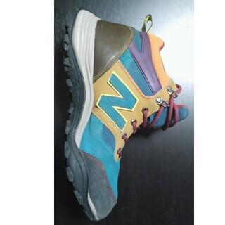 ニューバランス(New Balance)のnew balanceトレッキングシューズ(MO673MB)27cm(登山用品)