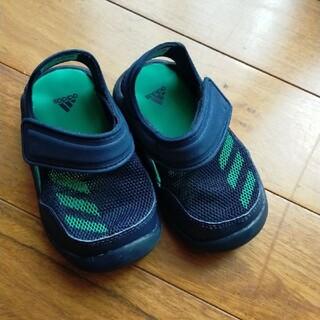 adidas - adidas アディダス サンダル 13cm