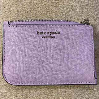 kate spade new york - タグ付き新品 ケイトスペード パスケース