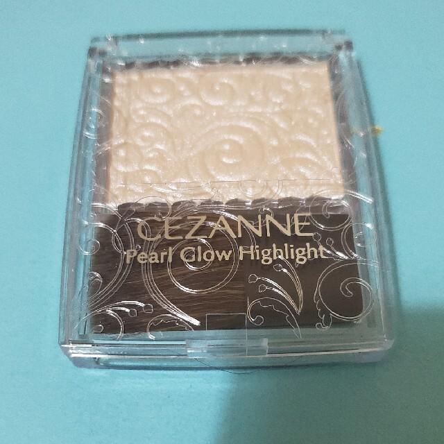 CEZANNE(セザンヌ化粧品)(セザンヌケショウヒン)のパールグロウ ハイライト コスメ/美容のベースメイク/化粧品(フェイスカラー)の商品写真