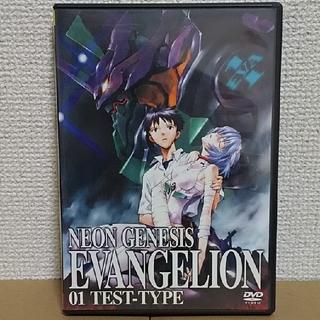 バンダイ(BANDAI)の▽NEON GENESIS EVANGELION 01 TEST-TYPE(アニメ)