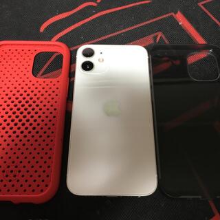 Apple - iPhone12 mini 128 保証11月23日まで