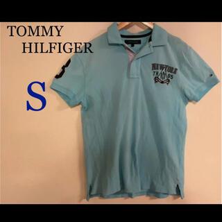 トミーヒルフィガー(TOMMY HILFIGER)の★TOMMY HILFIGER ポロシャツ【S】(ポロシャツ)