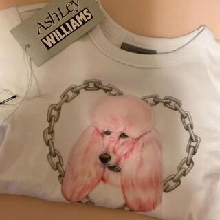 ロキエ(Lochie)のAshley Williams tシャツjantiques hooked(Tシャツ(半袖/袖なし))