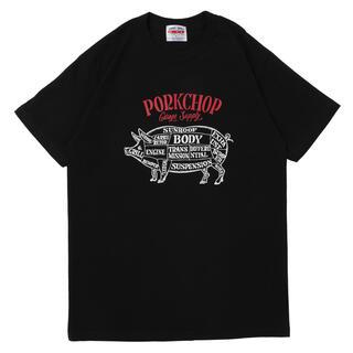 ネイバーフッド(NEIGHBORHOOD)のPorkChop CHOPPERS WELCOME TEE ポークチョップ(Tシャツ/カットソー(半袖/袖なし))