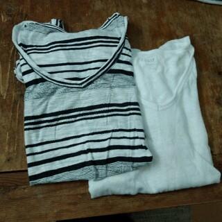 ギャップ(GAP)のGAP☆Tシャツ2枚セット(Tシャツ(半袖/袖なし))
