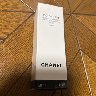 CHANEL - CHANEL シャネル CC クリーム ベージュ 30ml