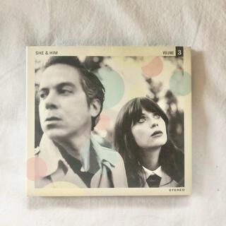 SHE & HIM VOLUME3 CD まとめ売り800円(ポップス/ロック(洋楽))