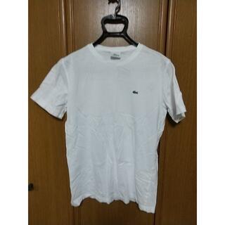 LACOSTE - ラコステ Tシャツ 4 白