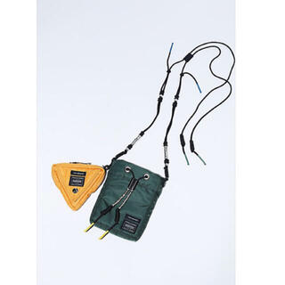 TOGA - toga×porter  トーガ×ポーター shoulder pouch