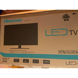 【新品未開封】32型液晶テレビ ハイセンス HJ32A5800