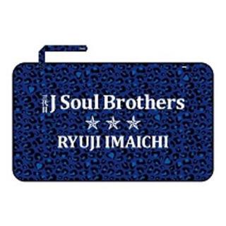 サンダイメジェイソウルブラザーズ(三代目 J Soul Brothers)の今市隆二 ブランケット(ミュージシャン)