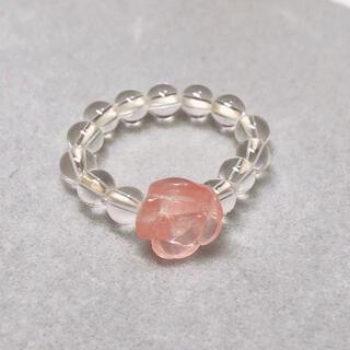 天然石の指輪(リング(指輪))