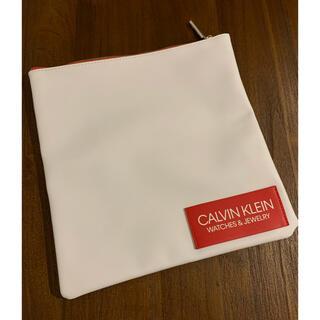 カルバンクライン(Calvin Klein)のCalvin Klein ポーチ クラッチバッグ(セカンドバッグ/クラッチバッグ)