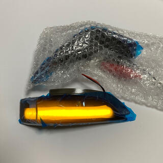 LED スモーク シーケンシャルウインカー アクア 130系ヴィッツ カムリ 等(車種別パーツ)