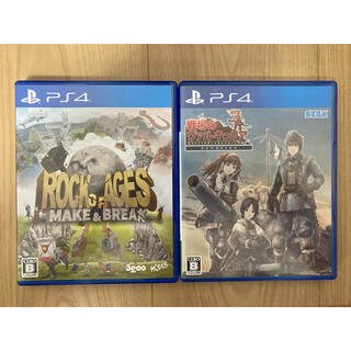 PlayStation4 - 戦場のヴァルキュリア ロックオブエイジズ