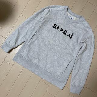 sacai - サカイ アーペーセー ロゴ スウェット