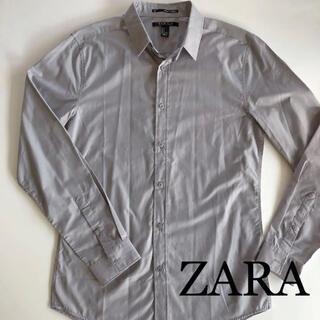 ZARA メンズ シャツ