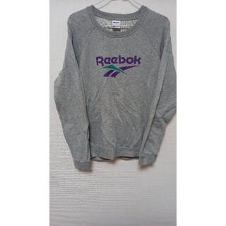 リーボック(Reebok)のリーボック Reebok スウェット ビックシルエットサイズ2XL(3L)(スウェット)