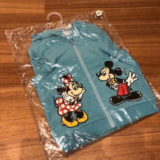 ディズニー(Disney)のチームディズニー ベビーパーカー(ブルー) 90(その他)