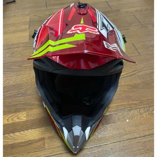 オフロードヘルメット FOX Monster