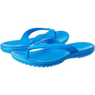 クロックス(crocs)の26cm crocs クロックス クロックバンド フリップ ブルー オーシャン(ビーチサンダル)