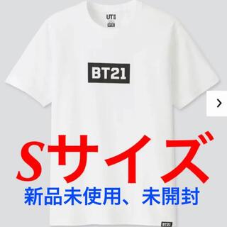 防弾少年団(BTS) - BTS BT21 ユニクロ 防弾少年団 tシャツ