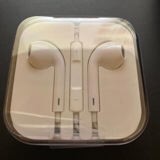 Apple - iPhone純正イヤホン 付属品