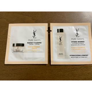 イヴサンローランボーテ(Yves Saint Laurent Beaute)のイヴ・サンローラン ピュアショット 試供品(サンプル/トライアルキット)
