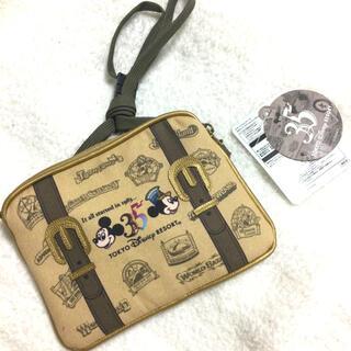 Disney - ディズニーリゾート35th スマホフォンケース・ポーチ