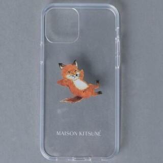 MAISON KITSUNE' - メゾンキツネ ネイティブユニオン iPhone12 / pro クリアケース