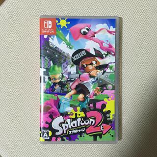 Nintendo Switch - 美品‼️スプラトゥーン2 ソフト