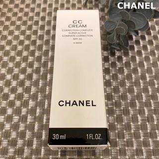 CHANEL - シャネル CCクリーム N 10 ベージュ 日焼け止め乳液/メークアップベース