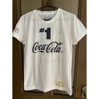 ネイバーフッド(NEIGHBORHOOD)のneighborhood コカコーラ tシャツ(Tシャツ/カットソー(半袖/袖なし))