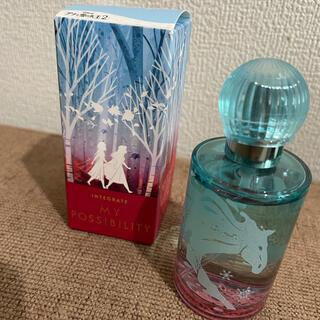 シセイドウ(SHISEIDO (資生堂))のインテグレート アナ雪コラボ香水(香水(女性用))